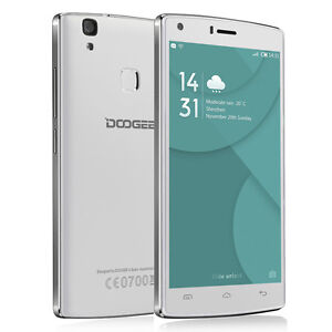 "4000mAh 5"" DOOGEE X5 MAX 3G Smart Cell Phone Android 6.0 Quad Core 8GB 2SIM 8MP"