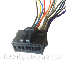 pioneer deh p2900mp wiring diagram 2 dometic rv thermostat buy wire harness for dehp2900mp p3000ib item 6 new 16 pin plug p300ib