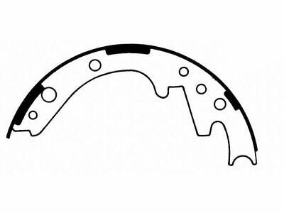For 1963-1976 Dodge Dart Brake Shoe Set Rear Wagner