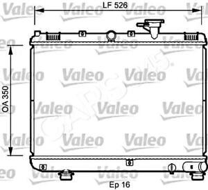 VALEO Engine Cooling Radiator 735077 Fits KIA Rio Sedan