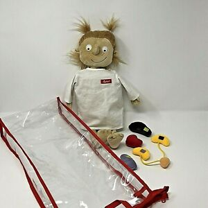 Sigikid Rosi The Little Patient Educational Anatomy Doll ...