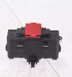 mercedes clk320 petrol w209 battery terminal fuse box a2035450803 [ 1600 x 1066 Pixel ]