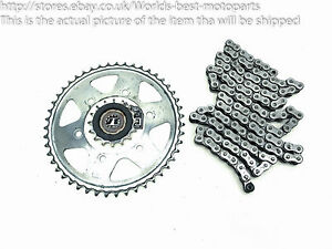 Triumph Street Triple 675 (2) 08' Chain Front and Rear