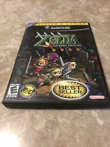 The Legend Of Zelda Four Swords Adventures : legend, zelda, swords, adventures, Legend, Zelda:, Swords, Adventures, (GameCube), Player's, Choice