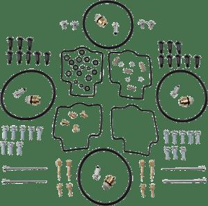 All Balls Carburetor Carb Rebuild Kit For The 1997-2007