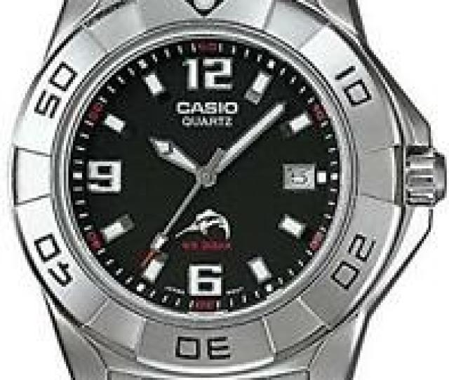 Image Is Loading New Casio Wrist Watch Standard Analog Model Mdv