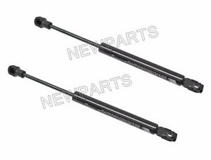 For Mercedes R129 late Trunk Strut x2 Gas Spring Lift