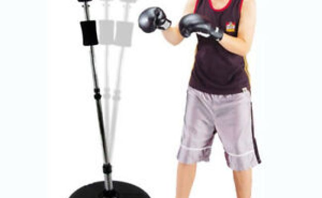 Free Standing Speedball Training Boxing Punch Speed Ball