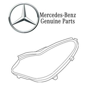 For Mercedes W219 CLS63 AMG CLS550 Passenger Right