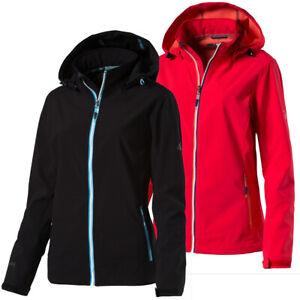 McKINLEY Damen Stretch Outdoor Softshell Trekking Wander Jacke TRUNDLE 273532 | eBay