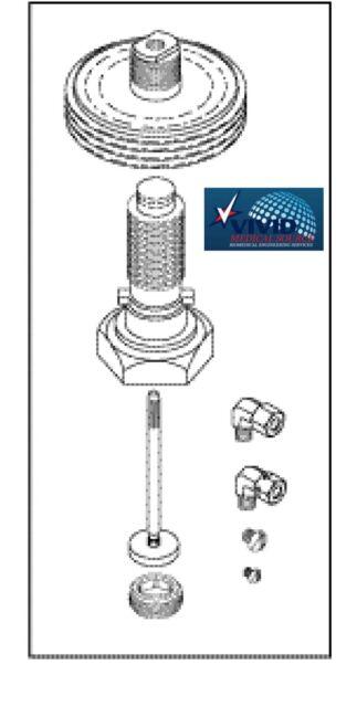 "3/4"" PRV Kit AMK112 for AMSCO/STERIS Eagle 2000 Eagle 3000"