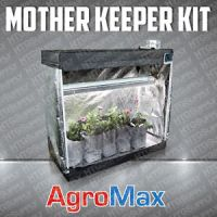 HTG COMPLETE MOTHER KEEPER GROW TENT KIT T5 4 LAMP T5HO ...