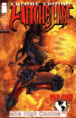 WITCHBLADE (1995 Series) (#1-185. #500) (IMAGE) #2 ENCORE Fine Comics Book | eBay