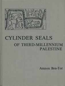 discount shop Cylinder Seals of Third-Millenium Palestine