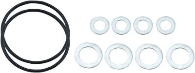 Oil Filter Cover O-Ring+ Drain Plug Washers For 2004-2006