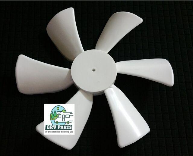 rv camper roof bathroom vent fan 6 blade replacement for ventline 12v 12 volt 6