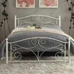 Victoria Metal Daybed Full Size Wrought Iron Pewter Girls Indoor Bedroom Day Bed For Sale Online Ebay