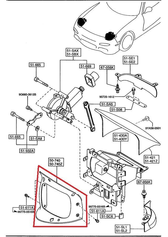 mazda rx7 fd3s wiring diagram