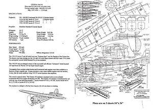 1/12 Scale Cessna 195 (36