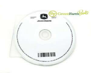 John Deere Repair Manual CD TM113019CD: Z425 Z435 Z445
