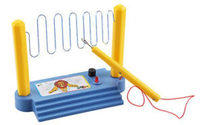 Kids Children Labs Electrical Circuits Wave Buzz Hot Wire