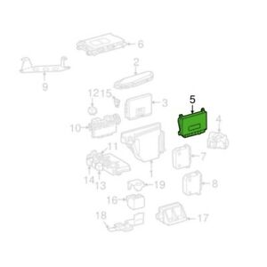 For Mercedes Genuine Automatic Transmission Control Module