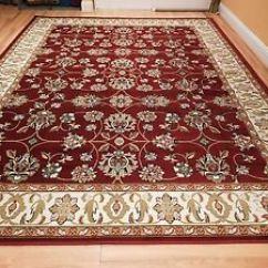 Traditional Living Rooms With Oriental Rugs Brown Room Furniture Large 8x11 Area Rug 5x8 Carpet 2x3 Image Is Loading