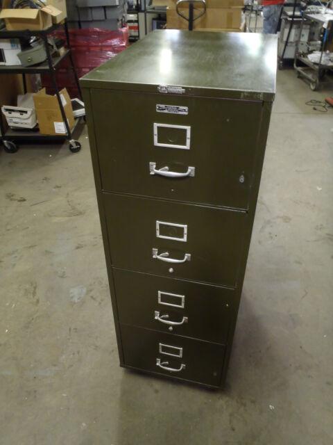Used Fireproof File Cabinet
