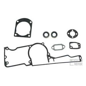 Complete Gasket Oil Seals Set Parts For Husqvarna Chainsaw