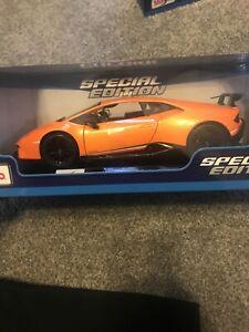 Lamborghini Huracan Orange : lamborghini, huracan, orange, Maisto, Lamborghini, Huracan, Performante, Orange, Brand, New!!!, Special, Edition