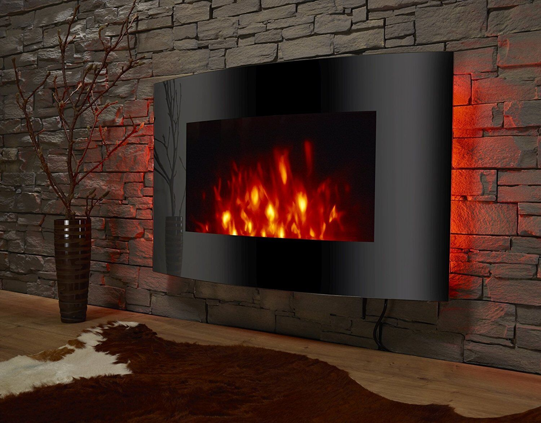Elektrokamin El Fuego LED 2 Heizstufen 220V Fernbedienung Wohnzimmer Feuer Kamin  eBay