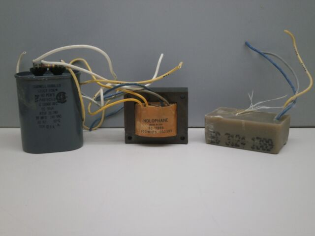 Ballast Capacitor Ignitor Wiring