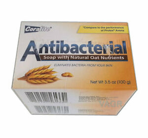 ANTIBACTERIAL SOAP With Natural Oat Nutrients KILLS ...