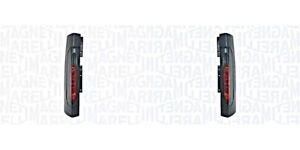 Rear Light Pair For OPEL VAUXHALL RENAULT Vivaro A Trafic