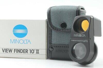 【UNUSED BOX】 Minolta 10° Degrees II Spot Attachment View finder for Light Meter   eBay