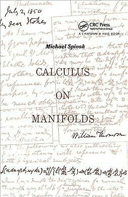 Calculus on Manifolds : A Modern Approach to Classical