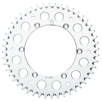 Primary Drive Rear Aluminum Sprocket 36 Tooth Silver