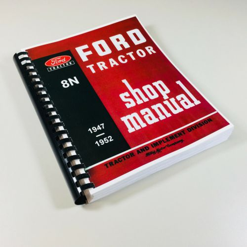 small resolution of norton secured powered by verisign ford 8n tractor shop manual