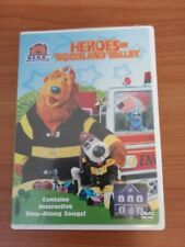 Bear In The Big Blue House Woodland Valley : house, woodland, valley, House, Heroes, Woodland, Valley, (DVD,, 2003), Online