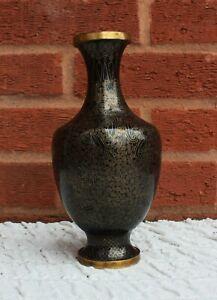20th Century Chinese Cloisonne Vase