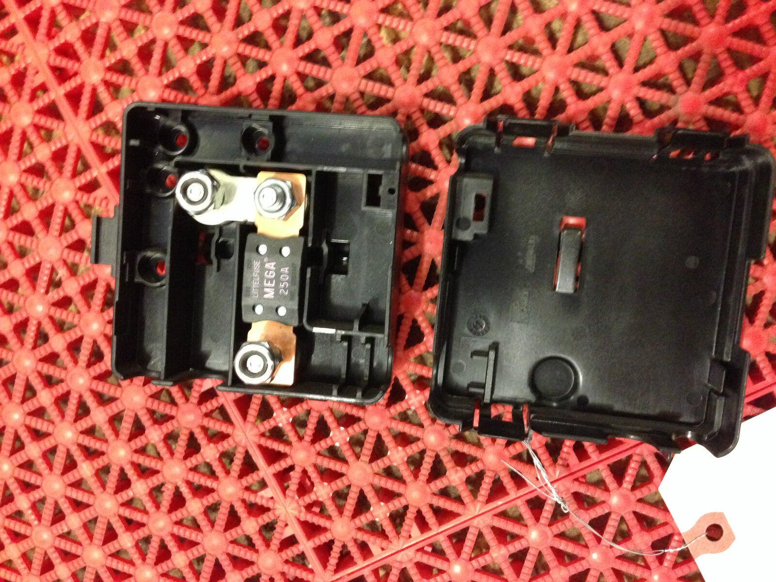 hight resolution of mega 250a bmw e46 323i 325i 330i 328i m3 battery trunk fuse boxmega 250a bmw e46