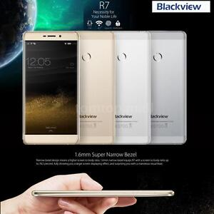 "5.5"" Blackview R7 Smartphone 4G LTE FingerPrint MTK6755 2.0GHz 4GB 32GB US"