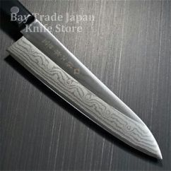 Japanese Kitchen Knife Diy Outdoor Kitchens On A Budget Tojiro Dp Damascus Vg10 Gyuto Chef 180mm From Japan F Image Is Loading