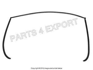 NEW BMW E60 525i 530i 545i 550i M5 REAR UPPER Windshield