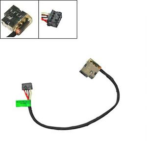 DC POWER JACK CABLE Wire Harness FOR HP Envy 15-E 17-E P/N