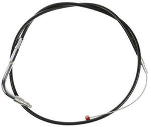 Barnett Throttle Cable +6 Black #101-30-30025-06 Harley