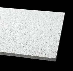 details about armstrong fine fissured ceiling tile 2 x2 1713