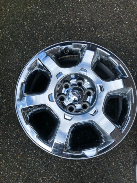 2011 Ford F150 Rims : PICKUP, FACTORY, ORIGINAL, WHEEL