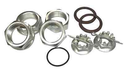 Honda TRX300 TRX300FW 300 Fourtrax Rear Axle Nut & Washer