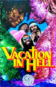 Flatbush Zombies Vacation In Hell Album Zip Download